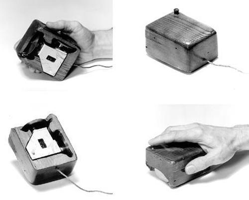 первая мышка называлась индикатор позиций X и Y