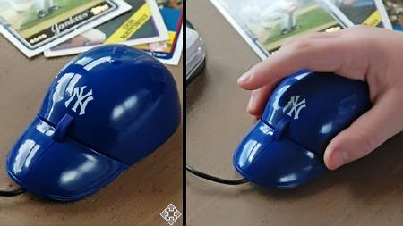 компьютерная мышка MLB Baseball Cap Computer Mouse